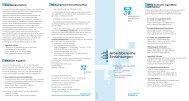 Arbeitsbereiche Einrichtungen - Evangelische Heimstiftung Pfalz