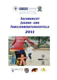 Sachbericht Jugend - Deutscher Kinderschutzbund Landau
