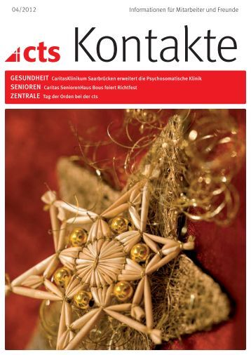 04/2012 Informationen für Mitarbeiter und Freunde - Caritas ...