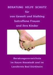 Beratungsverzeichnis - Frauenhaus Neustadt