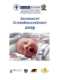 Sachbericht ElternBesuchsDienst - Deutscher Kinderschutzbund ...