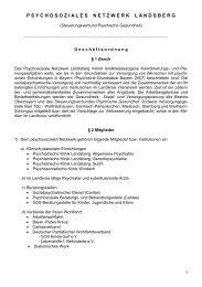 Geschäftsordnung - Landkreis Landsberg am Lech