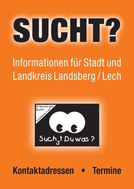 sucht? - Landkreis Landsberg am Lech