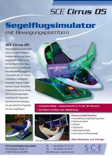 ECE Cirrus U5 - SCE SystemEngineering GmbH