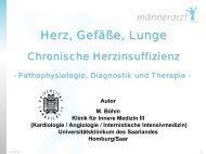 Herz, Gefäße, Lunge - Dr. Steinweg