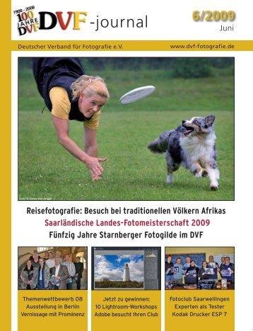 Download Ausgabe 06/2009 - Deutscher Verband für Fotografie