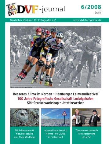 Hamburger Leinwandfestival 100 Jahre Fotografische Gesellschaft ...