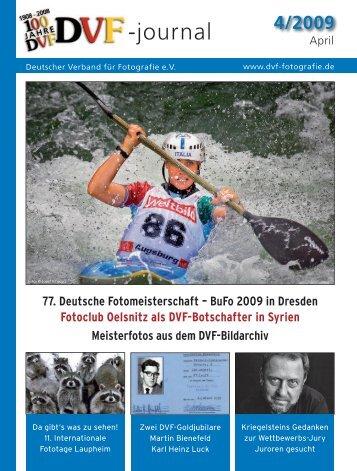 Download Ausgabe 04/2009 - Deutscher Verband für Fotografie