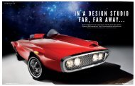 IN A DESIGN STUDIO FAR, FAR AWAY... - RM Auctions