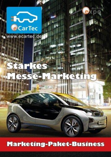 Marketing-Paket-Business Anmeldeschluss - eCarTec