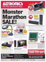 One Stop Electronics Shop - Altronics