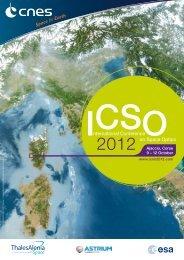 nternational Conference on Space Optics - ICSO 2012