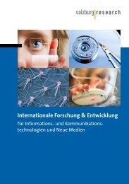 Salzbu rg Research Salzburg NewMediaLab - Salzburg Research ...