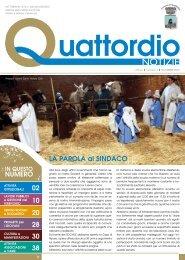 Notiziario n° 2 - 2010 - Comune di Quattordio