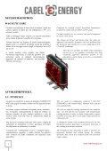 trasformatori in resina - Cabel Energy - Page 3
