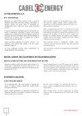 trasformatori in resina - Cabel Energy - Page 4