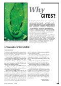 CITES in the new millennium - IUCN - Page 3