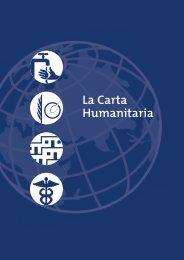 La Carta Humanitaria - cruz roja salvadoreña