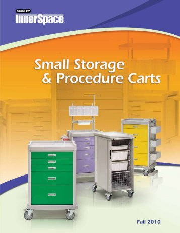 Small Carts Brochure - Stanley InnerSpace