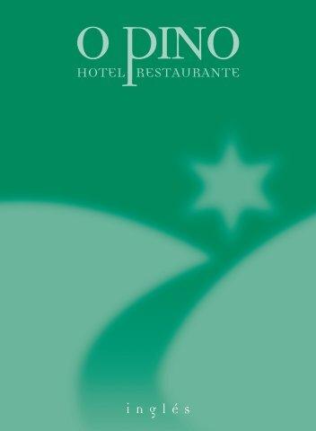 Carta menús inglés.indd - hotelopino.com