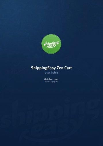 ShippingEasy Zen Cart