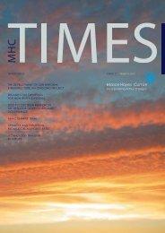 MHC Times Issue 27 - Mason Hayes & Curran