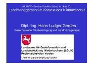 Dipl.-Ing. Hans-Ludger Gerdes - DVW
