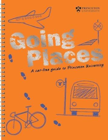A car-free guide to Princeton University - News@Princeton ...