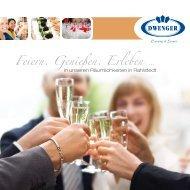 Buffet Rustikal – einfach lecker - DWENGER - Catering & Events