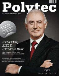 Geschäftsbericht - polytec
