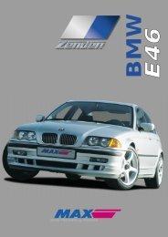 ZENDER präsentiert den BMW 3 / E46 - Carstyling.no