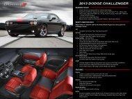 Challenger - Dodge.ca