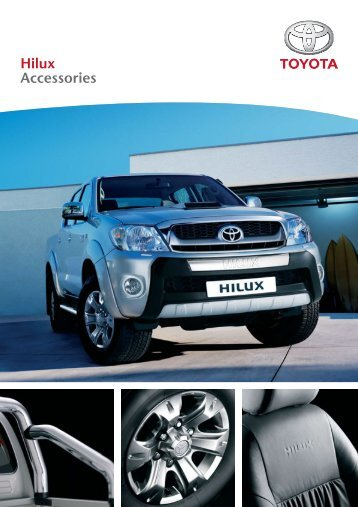 Hilux Accessories - Toyota