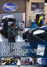 Caftec Brochure 2012.. - Camberley Auto Factors Ltd