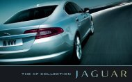 THE XF COLLECTION - jaguar - premium rio