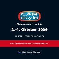 Die Messe rund ums Auto - CAR style Bremen