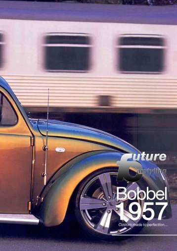 1957 - Future Carstyling