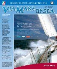 soluzioni innovative di alta prestazione per pitture ... - Via Mare by Sea