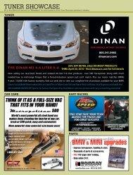 Tuner Showcase - Autoweek