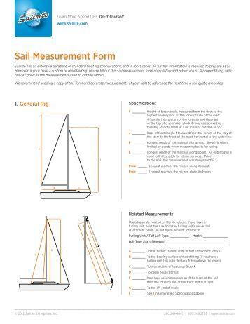 J24 rigging manual