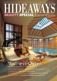 Wellness-Oasen