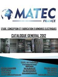 options : etude, conception et fabrication d'armoires electriques