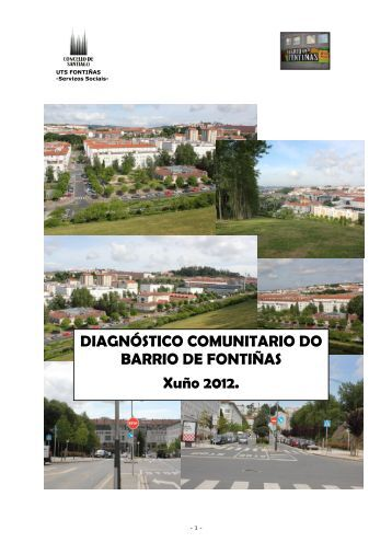 diagnostico comunitario barrio fontiñas - Compostela Integra