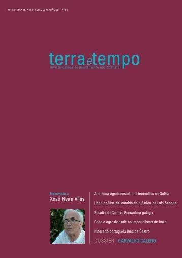 Revista Terra e Tempo nº 155-158