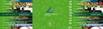 9 Escapadas - Lugo Terra