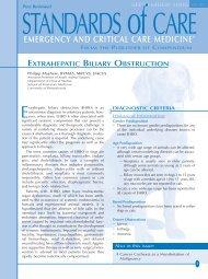 EMERGENCY AND CRITICAL CARE MEDICINE® - VetLearn.com