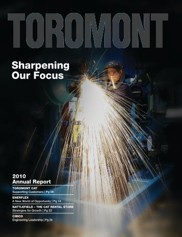 2010 Annual Report - Shareholder.com