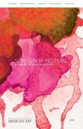 Sor Juana Festival - National Museum of Mexican Art