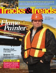 How custom paint jobs are helping one company ... - Finning Canada