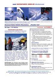 2008-Snowcat Safari - Power Cat - World Travel Net